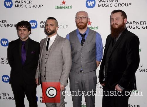 Killswitch Engage, Jesse Leach, Justin Foley, Joel Stroetzel, Mike D and Celebration 4
