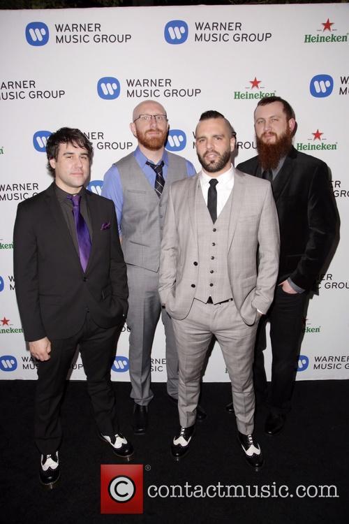 Killswitch Engage, Justin Foley, Jesse Leach, Joel Stroetzel, Mike D and Celebration 2