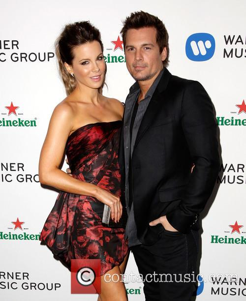 Kate Beckinsale and Len Wiseman 7