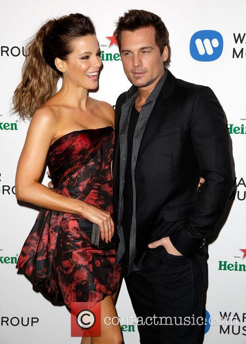 Kate Beckinsale and Len Wiseman 10