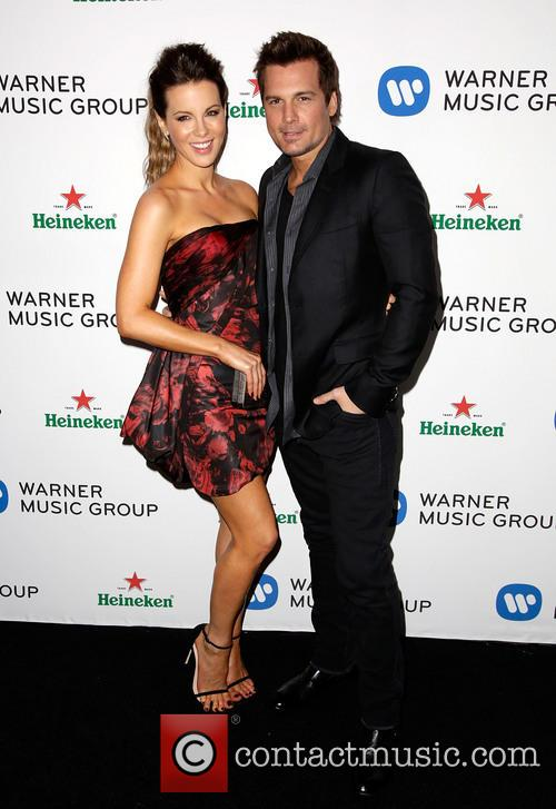 Kate Beckinsale, Len Wiseman, Sunset Tower Hotel, Grammy