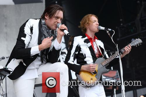 Win Butler and Richard Reed Parry 8