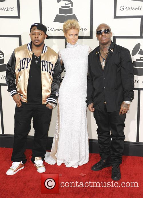Mack Maine, Paris Hilton and Birdman 3