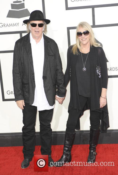 Neil and Pegi Young