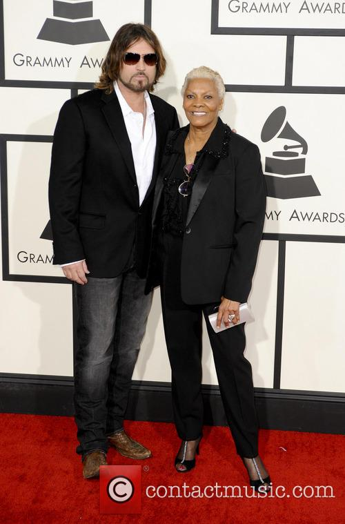Billy Ray Cyrus and Dionne Warwick 2