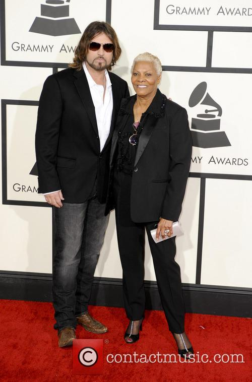Billy Ray Cyrus and Dionne Warwick 1