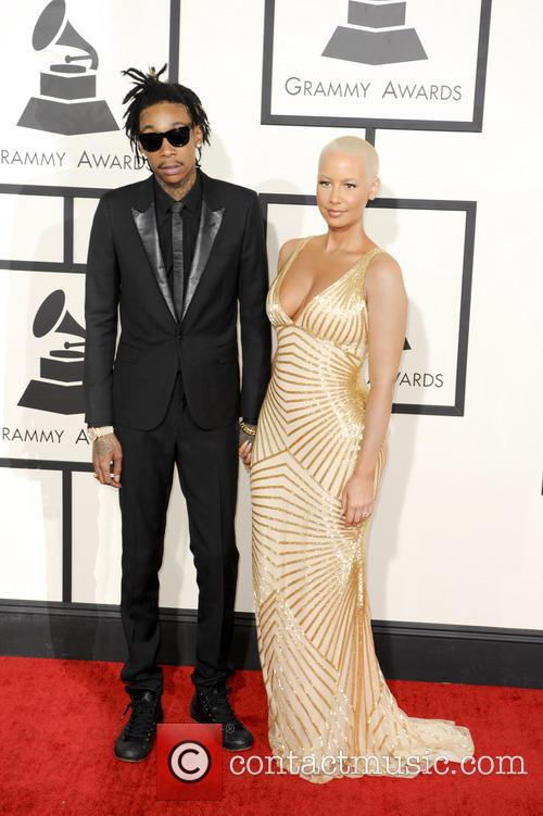 Wiz Khalifa and Amber Rose 6
