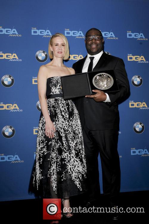 Steven McQueen, Sarah Paulson, DGA Awards