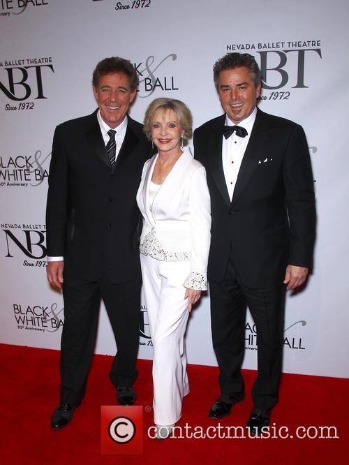 Barry Williams, Florence Henderson and Christopher Knight 3