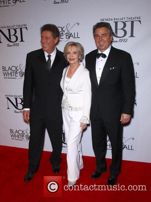 Barry Williams, Florence Henderson and Christopher Knight 5