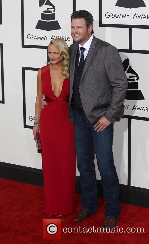 Miranda Lambert and Blake Sheldon 4