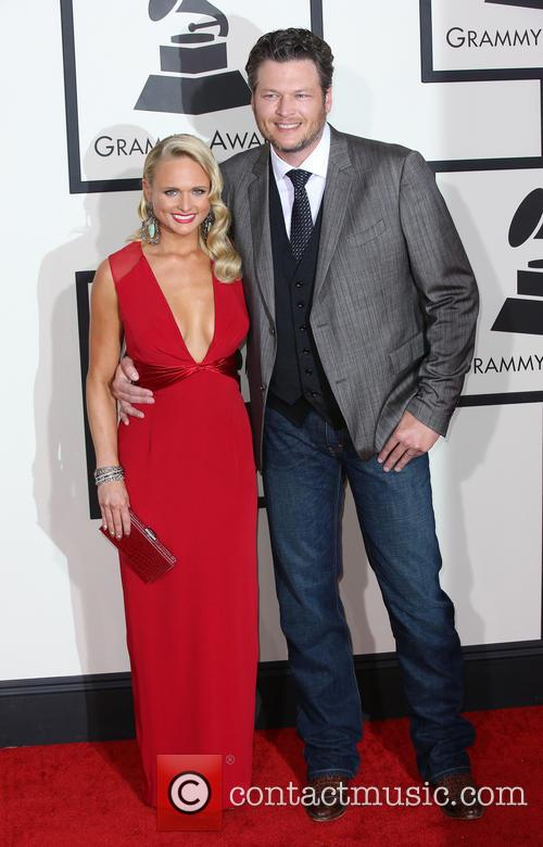 Miranda Lambert and Blake Sheldon 9