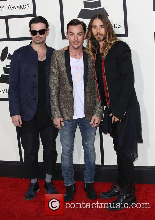 30 Seconds To Mars and Jared Leto 2