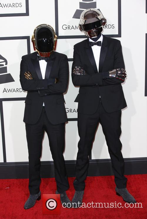 Daft Punk, Grammy Awards 2014