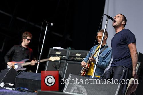 Jay Mehler, Andy Bell, Liam Gallagher, Sydney Showgrounds, Big Day Out