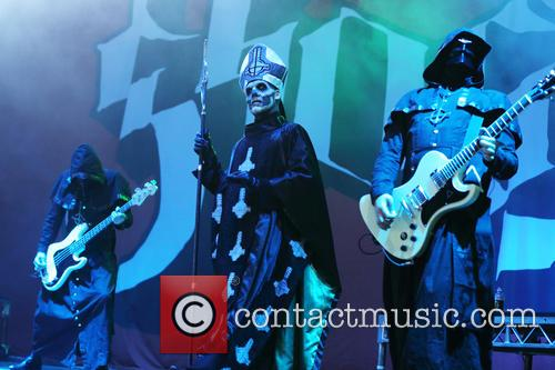 Nameless Ghouls, Papa Emeritus II, Sydney Showgrounds, Big Day Out