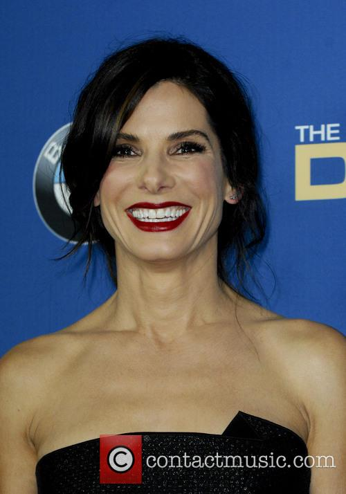 Sandra Bullock At The DGA Awards