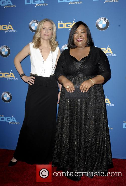 Shonda Rhimes and Betsy Beers 7