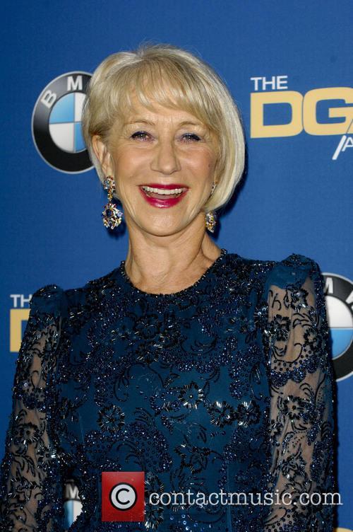 Helen Mirren, DGA Awards