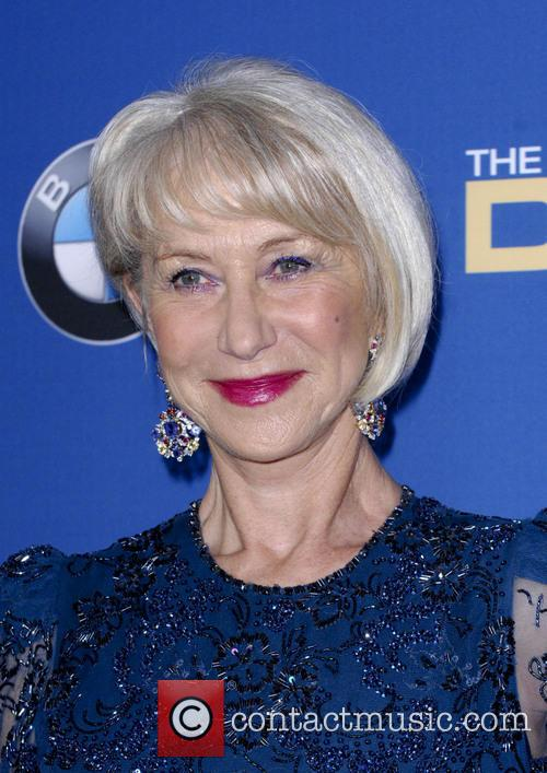 Helen Mirren, The DGA Awards