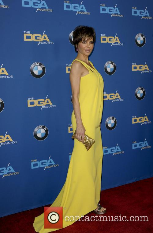 Lisa Rinna, DGA Awards