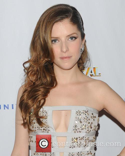Anna Kendrick, Universal Music Group Post-Grammy Party