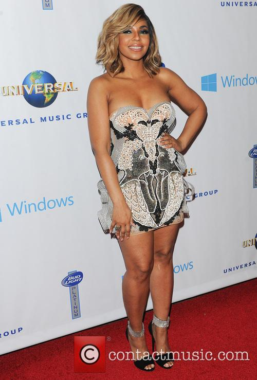 Ashanti and Universal Music 5