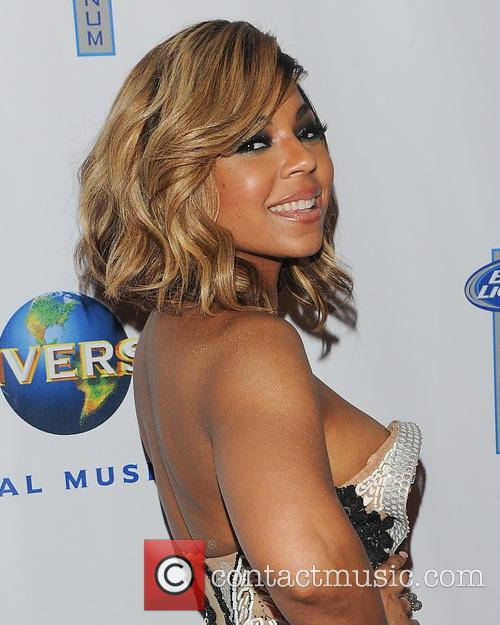 Ashanti and Universal Music 7