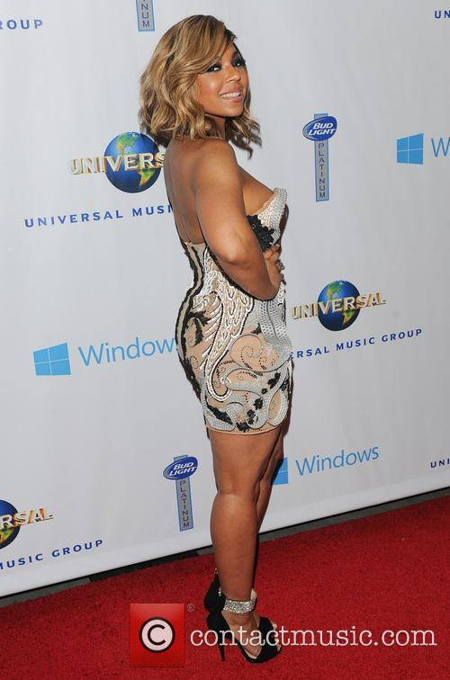 Ashanti and Universal Music 8