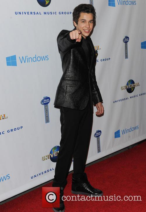 Austin Mahone, The Theatre at Ace Hotel, Grammy