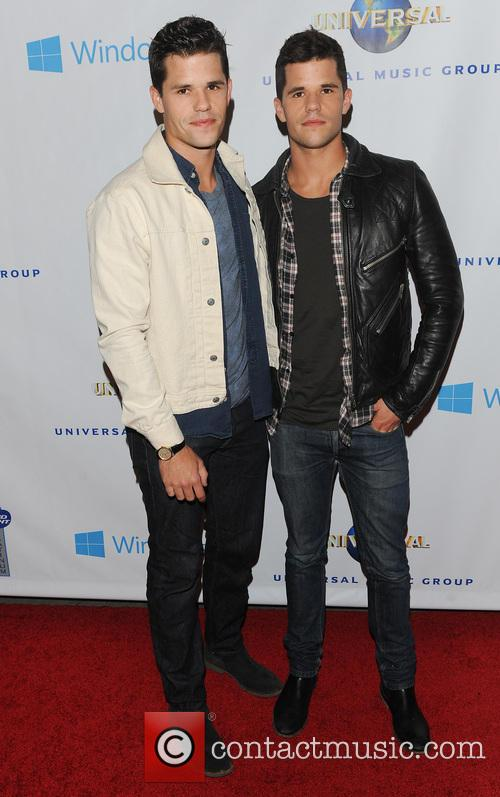 Max Carver, Charlie Carver and Universal Music 1