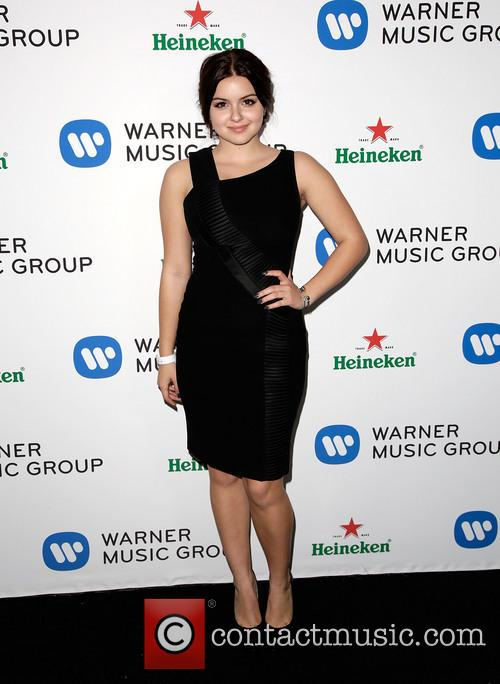 ariel winter warner music group annual grammy 4042501