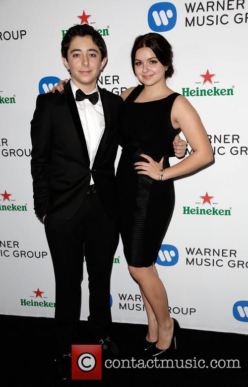 Joe Kaprielian and Ariel Winter 1
