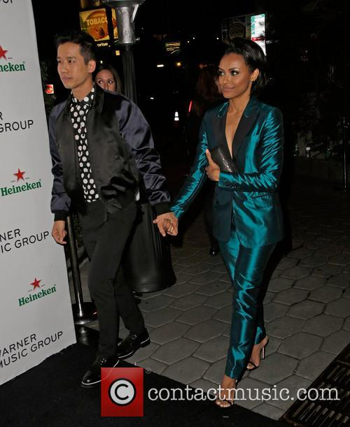 Just Jared and Kat Graham 2