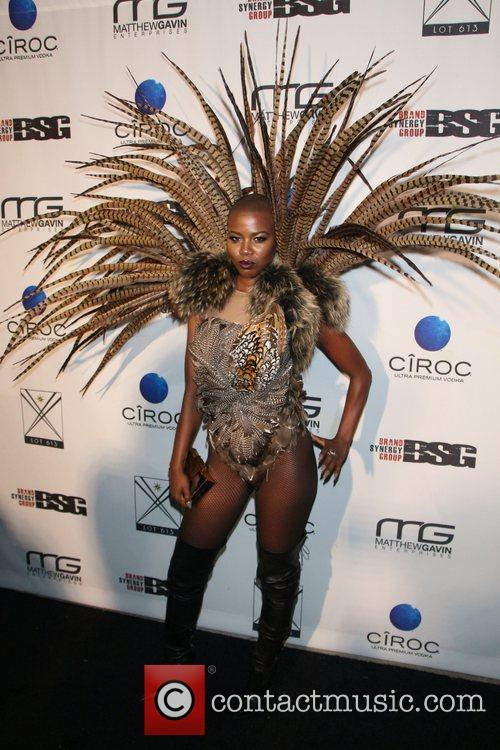 CeeLo Green, Primary Wave Music's Animal and House Grammy Afterparty 6