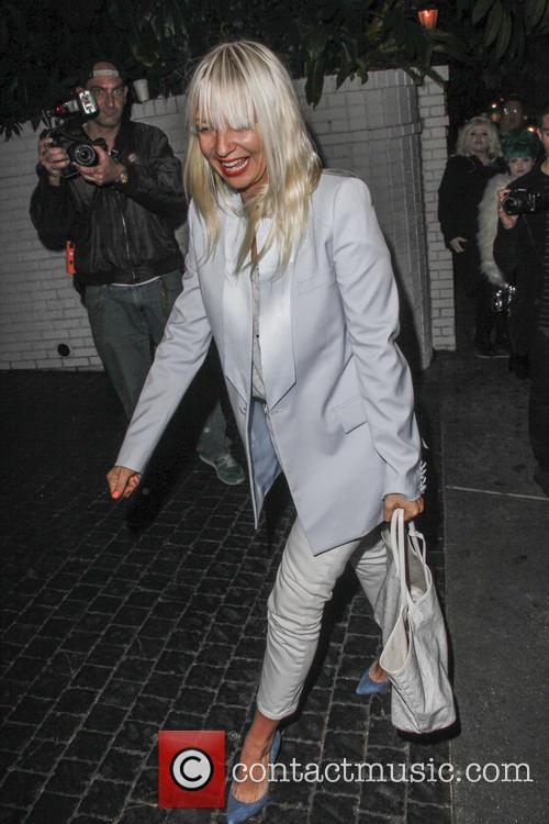sia furler grammy party at chateau marmont 4042611