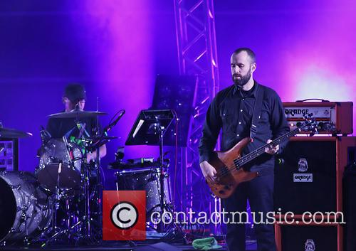 Dominic Aitchison, Martin Bulloch and Mogwai 2
