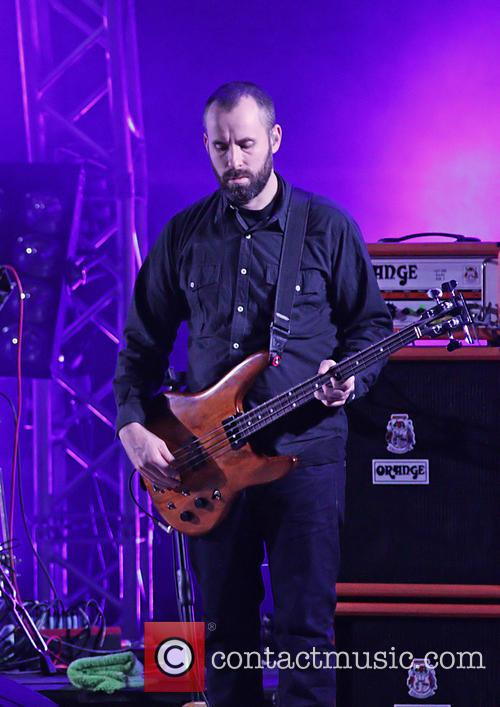 Dominic Aitchison and Mogwai 1