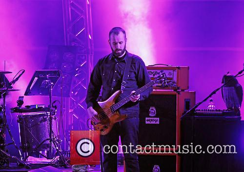 Dominic Aitchison and Mogwai 6