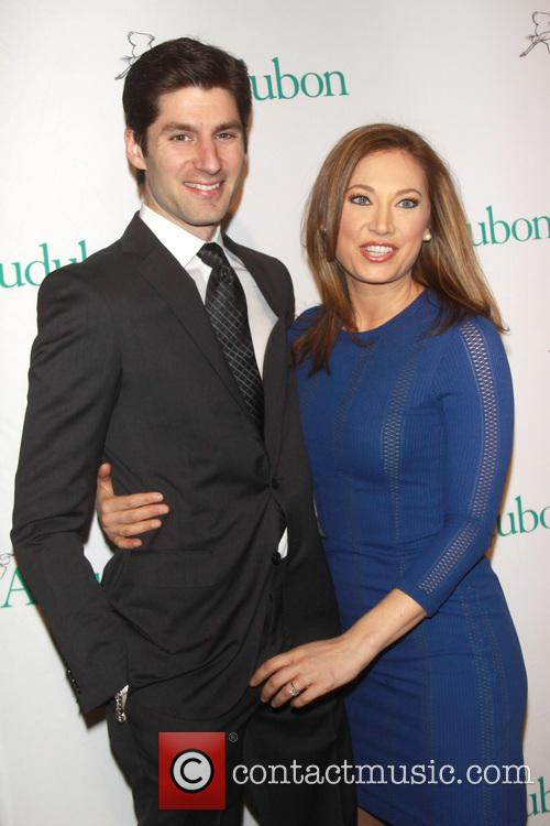 The National, Ben Aaron and Ginger Zee