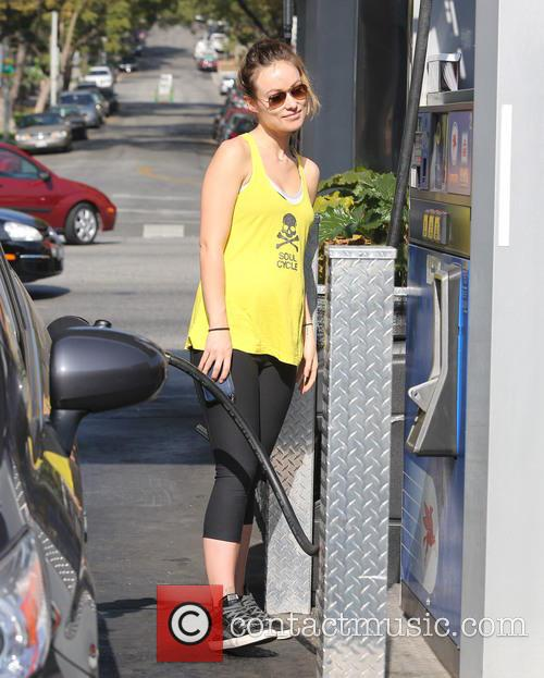 olivia wilde pregnant olivia wilde out and 4043756
