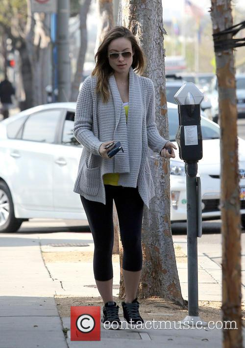 olivia wilde pregnant olivia wilde out and 4043765