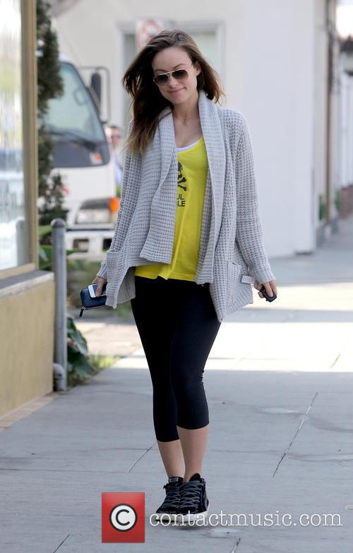 olivia wilde pregnant olivia wilde out and 4043781