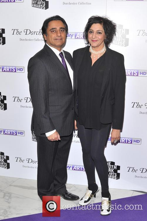 Meera Syal and Sanjeev Bhaskar 2