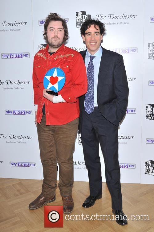 Nick Helm and Stephen Mangan