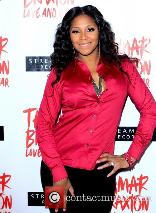 Tamar Braxton, Trina Braxton and Celebration 7