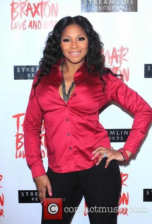 Tamar Braxton, Trina Braxton and Celebration 11