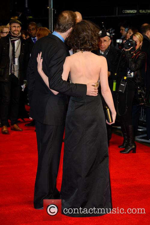 Ralph Fiennes and Felicity Jones 3