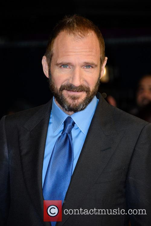 Ralph Fiennes - The U.K. premiere of 'The Invisible Woman'