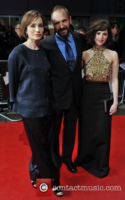 Ralph Fiennes, Kristen Scott Thomas, Felicity Jones and The Invisible 11